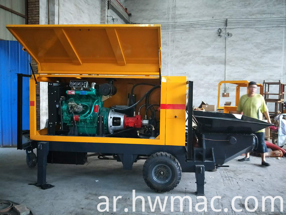 concrete pump truck for sale